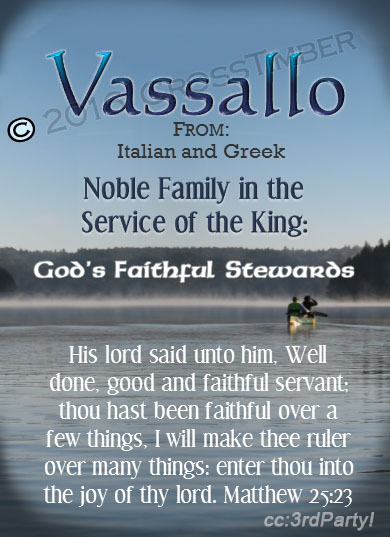 PC-SC01, Name Meaning Card, Wallet Sized, with Bible Verse, personalized, canoe peace lake vassallo